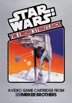 Cover Star Wars: The Empire Strikes Back