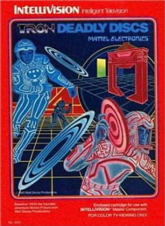 Cover Tron: Deadly Discs