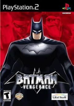 Cover Batman: Vengeance