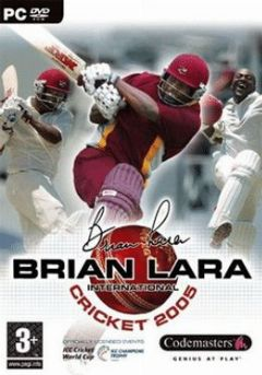 Cover Brian Lara International Cricket 2005
