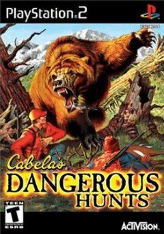 Cover Cabela's Dangerous Hunts