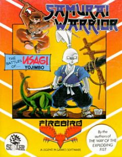 Cover Samurai Warrior: The Battles of…. Usagi Yojimbo