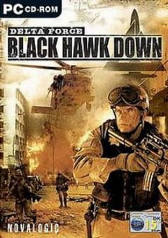 Cover Delta Force: Black Hawk Down