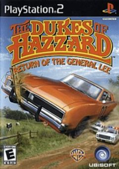 Cover The Dukes of Hazzard: Return of the General Lee