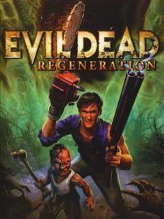 Cover Evil Dead: Regeneration