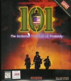 Cover 101 Airborne: The Airborne Invasion of Normandy