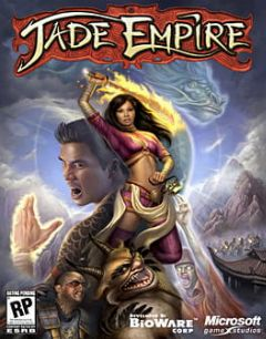 Cover Jade Empire