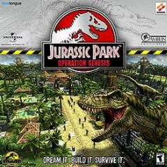 Cover Jurassic Park: Operation Genesis