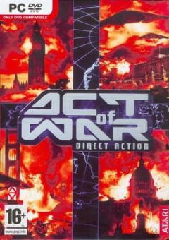 Cover Act of War: Direct Action