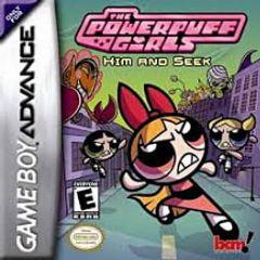 Cover Powerpuff Girls: HIM and Seek