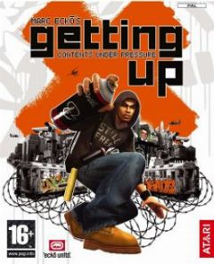 Cover Marc Eckō's Getting Up: Contents Under Pressure