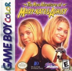 Cover The New Adventures of Mary-Kate & Ashley
