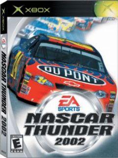 Cover NASCAR Thunder 2002