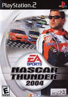Cover NASCAR Thunder 2004