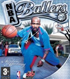 Cover NBA Ballers