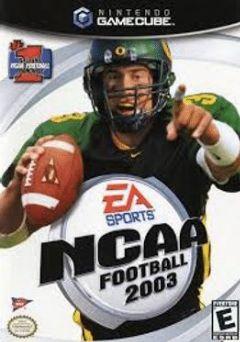 Cover NCAA Football 2003