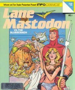 Cover Lane Mastodon vs. the Blubbermen