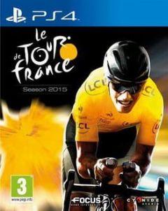 Cover Le Tour De France 2015