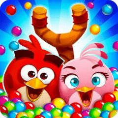 Cover Angry Birds: POP!