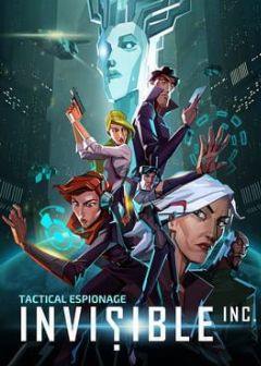 Cover Invisible Inc.