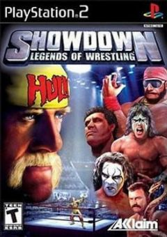 Cover Showdown: Legends of Wrestling