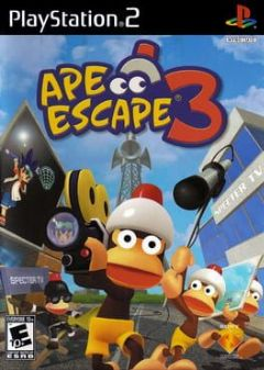 Cover Ape Escape 3