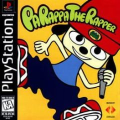 Cover PaRappa the Rapper