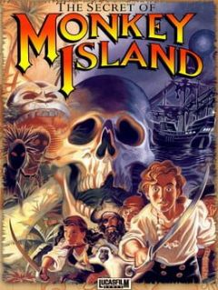Cover The Secret of Monkey Island