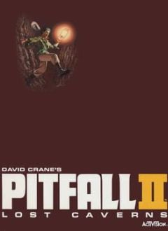 Cover Pitfall II: The Lost Caverns