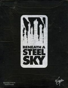 Cover Beneath a Steel Sky