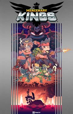Cover Mercenary Kings