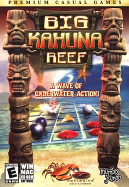Cover Big Kahuna Reef