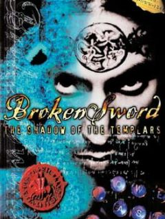Cover Broken Sword: The Shadow of the Templars