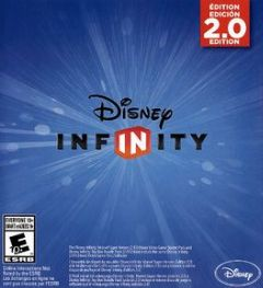 Cover Disney Infinity: Marvel Super Heroes