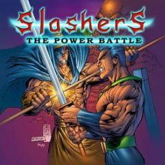 Cover Slashers: The Power Battle