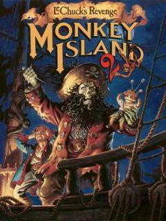 Cover Monkey Island 2: LeChuck's Revenge