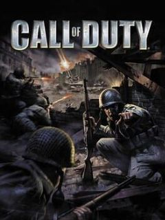 Cover Call of Duty