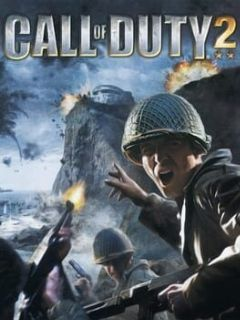 Cover Call of Duty 2