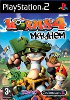 Cover Worms 4: Mayhem