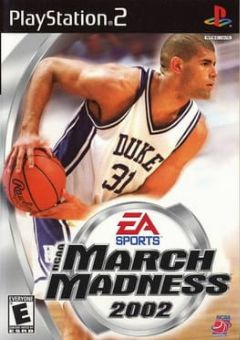 Cover NCAA March Madness 2002