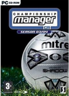 Cover Championship Manager: Season 03/04