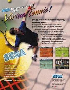 Cover Virtua Tennis