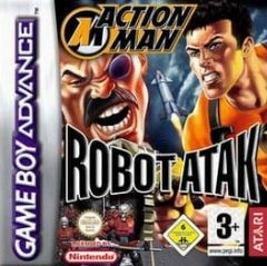 Cover Action Man: Robot Atak