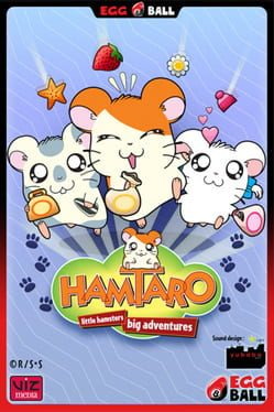 Cover Hamtaro: Little Hamsters, Big Adventures