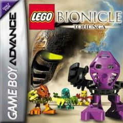 Cover Bionicle: Tales of the Tohunga