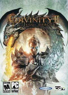 Cover Divinity II: Ego Draconis