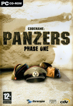 Cover Codename: Panzers – Phase One