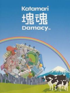 Cover Katamari Damacy