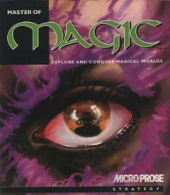Cover Master of Magic