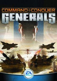 Cover Command & Conquer: Generals